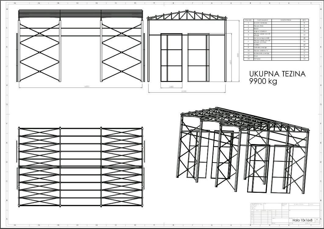 Hala-16x10x8-potkonstrukcija